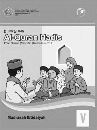 Buku Siswa Al-Quran Hadis Kelas 5 Revisi 2015