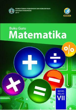 Buku Guru Matematika Kelas 7 Revisi 2017