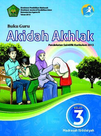 Buku Guru Akidah Akhlak Kelas 3 Revisi 2016