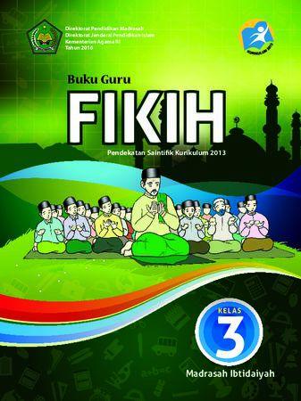 Buku Guru Fikih Kelas 3 Revisi 2016