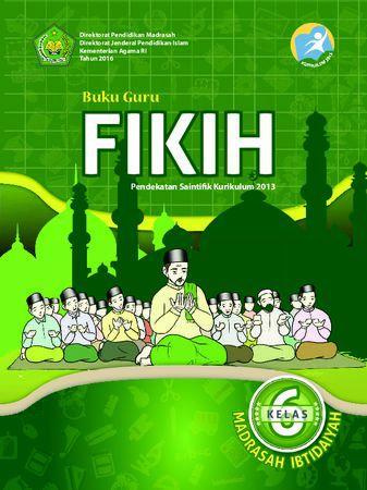 Buku Guru Fikih Kelas 6 Revisi 2016