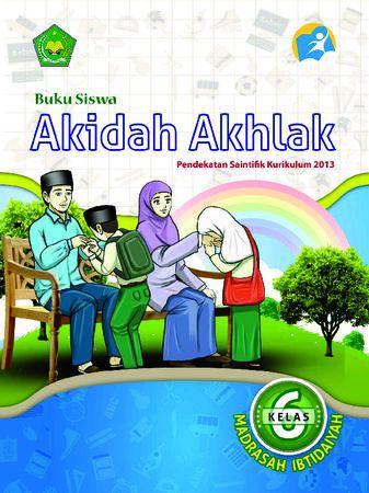 Buku Siswa Akidah Akhlak Kelas 6 Revisi 2016