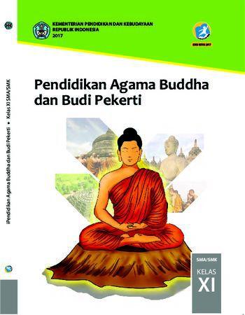 Buku Siswa Pendidikan Agama Budha dan  Budi Pekerti Kelas 11 Revisi 2017