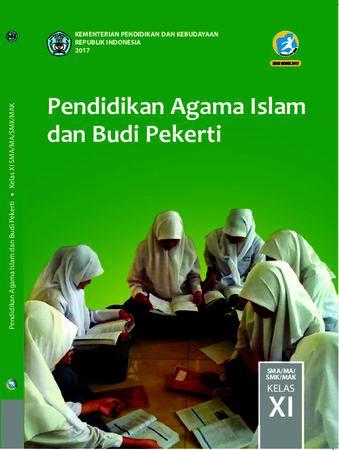 Buku Siswa Pendidikan Agama Islam dan  Budi Pekerti Kelas 11 Revisi 2017