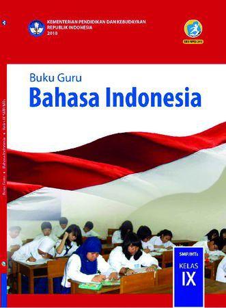 Buku Guru Bahasa Indonesia Kelas 9 Revisi 2018