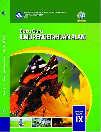 Buku Guru Ilmu Pengetahuan Alam Kelas 9 Revisi 2018