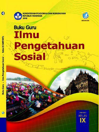 Buku Guru Ilmu Pengetahuan Sosial Kelas 9 Revisi 2018