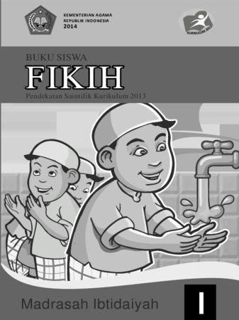 Buku Siswa Fikih Kelas 1 Revisi 2014