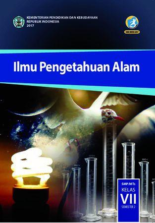 Buku Siswa Ilmu Pengetahuan Alam Semester 2 Kelas 7 Revisi 2017