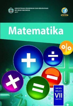 Buku Siswa Matematika Kelas 7 Revisi 2017