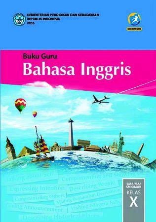 Buku Guru Bahasa Inggris Kelas 10 Revisi 2016