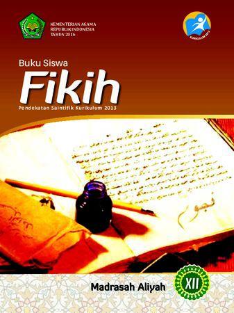 Buku Siswa Fikih Kelas 12 Revisi 2016