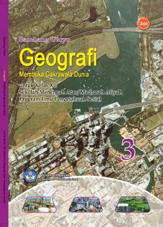 Buku Siswa Geografi Kelas 12 Revisi 2016