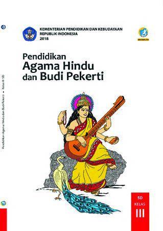 Buku Siswa Pendidikan Agama Hindu dan  Budi Pekerti Kelas 3 Revisi 2018