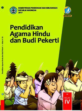 Buku Siswa Pendidikan Agama Hindu dan  Budi Pekerti Kelas 4 Revisi 2017