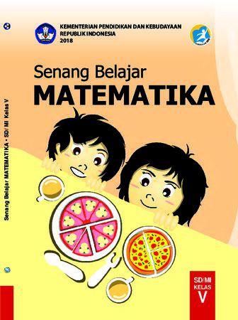 Buku Siswa Senang Belajar Matematika Kelas 5 Revisi 2018