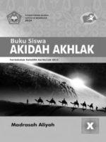 Buku Siswa Akidah Akhlak Kelas 10 Revisi 2014