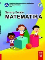 Buku Siswa Senang Belajar Matematika Kelas 6 Revisi 2018