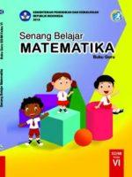 Buku Guru Senang Belajar Matematika Kelas 6 Revisi 2018